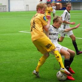 Första turneringen i Skellefteå