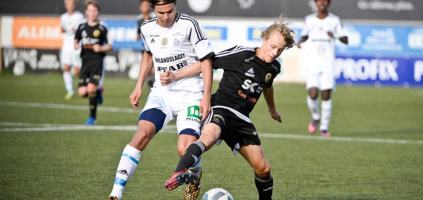 Ungdomarna driver elitturnering i Skellefteå